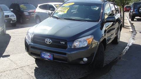 2006 Toyota RAV4 for sale at CT AutoFair in West Hartford CT