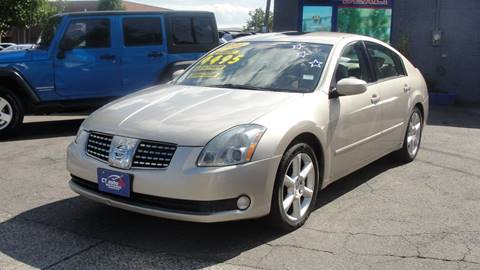 2006 Nissan Maxima for sale at CT AutoFair in West Hartford CT