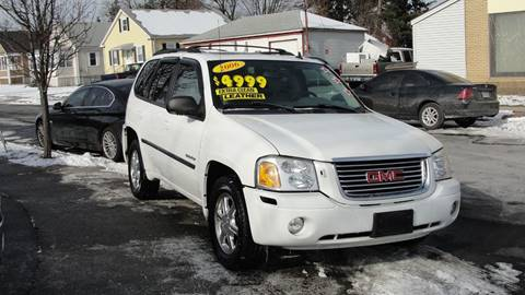 2006 GMC Envoy for sale at CT AutoFair in West Hartford CT