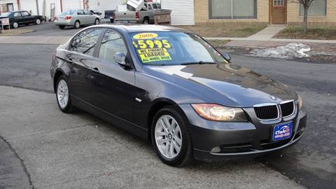 2006 BMW 3 Series for sale at CT AutoFair in West Hartford CT