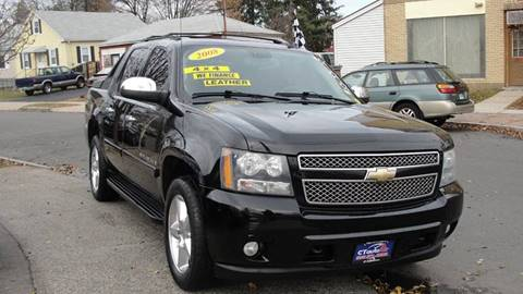2008 Chevrolet Avalanche for sale at CT AutoFair in West Hartford CT