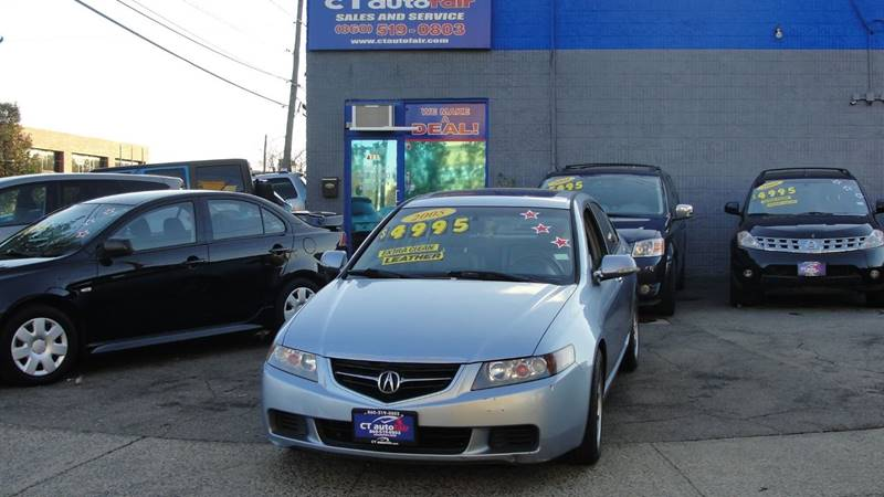Acura TSX In West Hartford CT CT AutoFair - Acura tsx for sale in ct