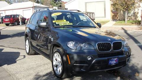 2011 BMW X5 for sale at CT AutoFair in West Hartford CT