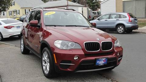2012 BMW X5 for sale at CT AutoFair in West Hartford CT