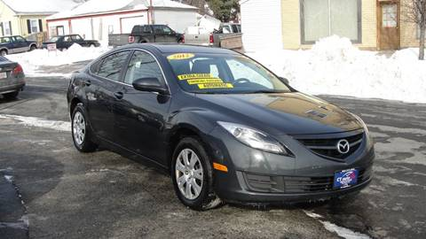 2012 Mazda MAZDA6 for sale at CT AutoFair in West Hartford CT