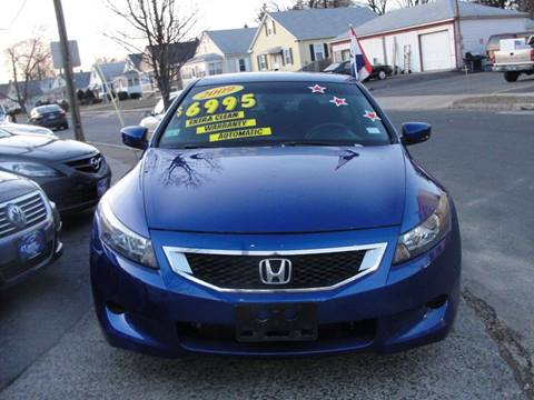 2009 Honda Accord for sale at CT AutoFair in West Hartford CT
