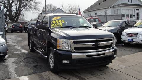 2007 Chevrolet Silverado 1500 for sale at CT AutoFair in West Hartford CT