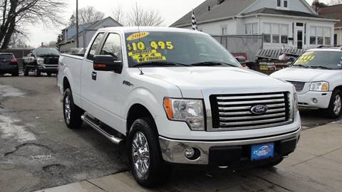 2010 Ford F-150 for sale at CT AutoFair in West Hartford CT