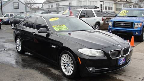 2013 BMW 5 Series for sale at CT AutoFair in West Hartford CT