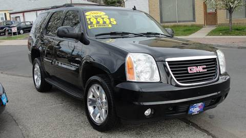 2007 GMC Yukon for sale at CT AutoFair in West Hartford CT