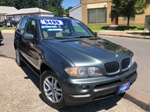 2006 BMW X5 for sale at CT AutoFair in West Hartford CT
