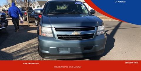 2010 Chevrolet Tahoe Hybrid For Sale In West Hartford Ct