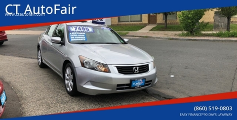 2010 Honda Accord for sale in West Hartford, CT