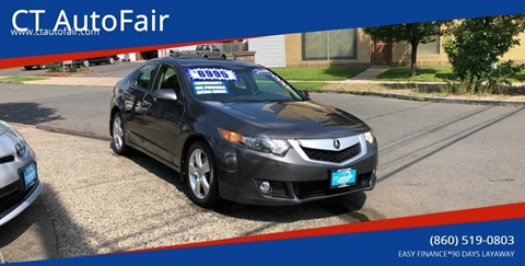 2009 Acura TSX for sale in West Hartford, CT
