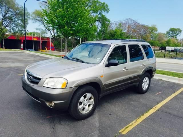 2001 Mazda Tribute for sale at Used Cars for Sale in Cicero IL