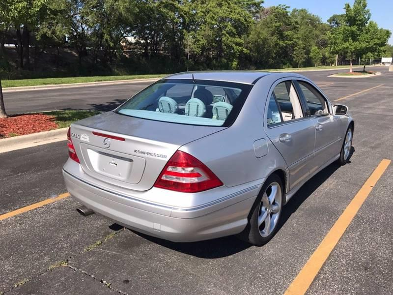 2005 Mercedes-Benz C-Class for sale at Used Cars for Sale in Cicero IL