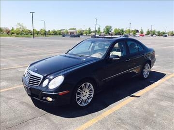 2008 Mercedes-Benz E-Class for sale at Used Cars for Sale in Cicero IL