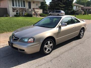2003 Acura CL for sale at Used Cars for Sale in Cicero IL