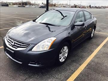 2010 Nissan Altima for sale at Used Cars for Sale in Cicero IL