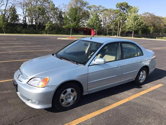 2003 Honda Civic for sale at Used Cars for Sale in Cicero IL