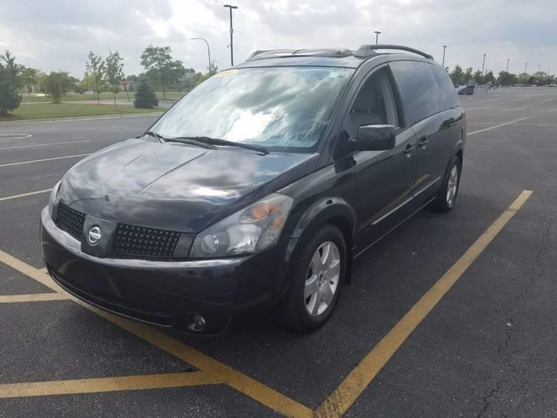 2006 Nissan Quest for sale at Used Cars for Sale in Cicero IL