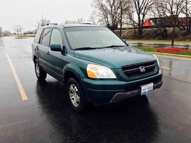 2003 Honda Pilot for sale at Used Cars for Sale in Cicero IL