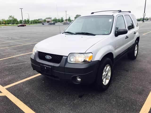 2005 Ford Escape for sale at Used Cars for Sale in Cicero IL