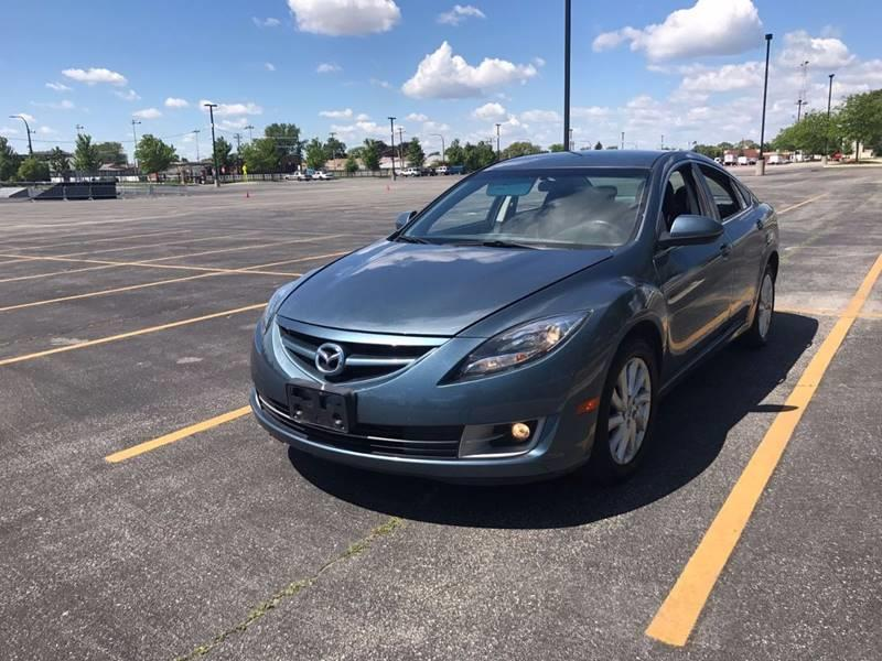 2012 Mazda MAZDA6 for sale at Used Cars for Sale in Cicero IL