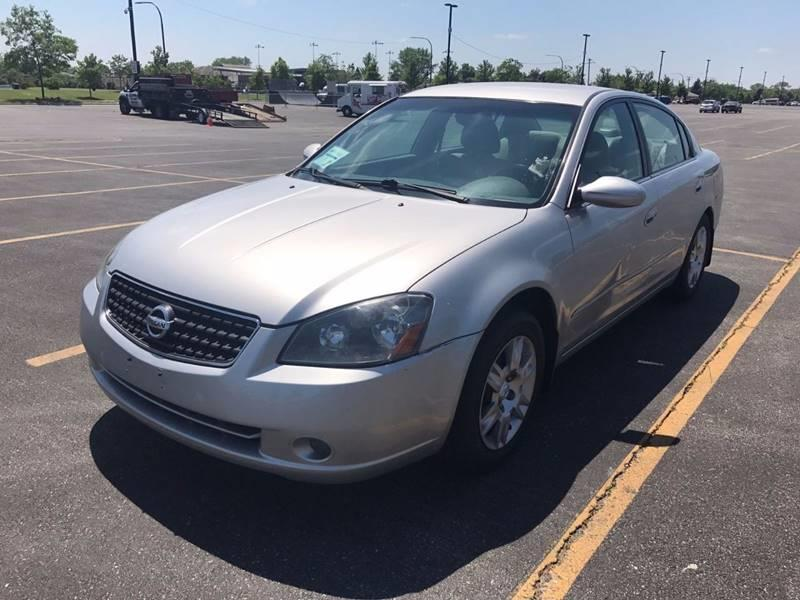2005 Nissan Altima for sale at Used Cars for Sale in Cicero IL