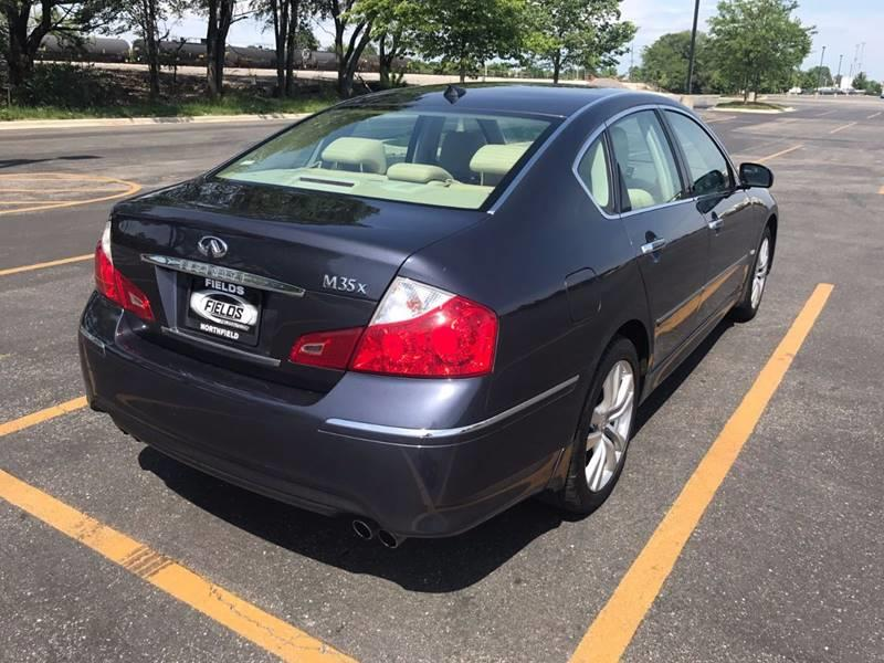 2009 Infiniti M35 for sale at Used Cars for Sale in Cicero IL