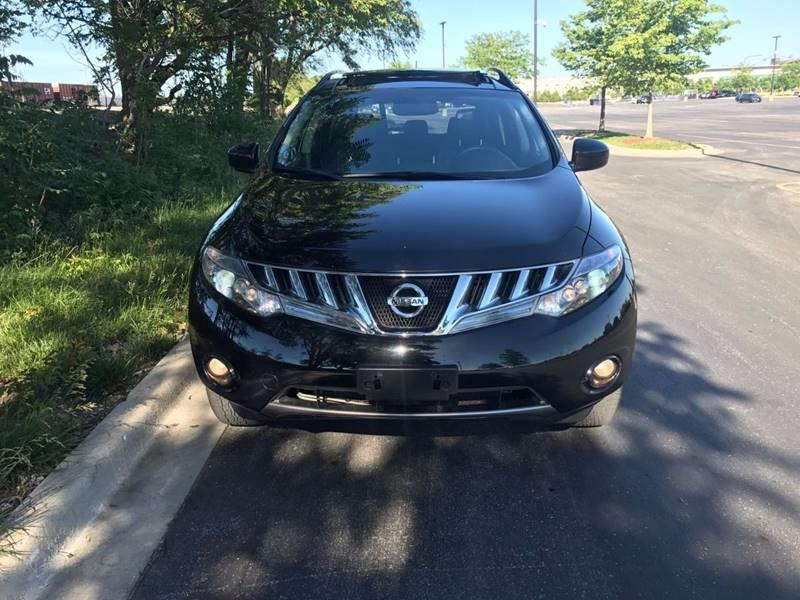 2010 Nissan Murano for sale at Used Cars for Sale in Cicero IL