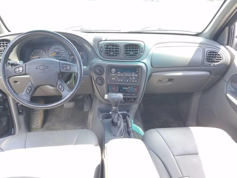 2002 Chevrolet TrailBlazer for sale at Used Cars for Sale in Cicero IL