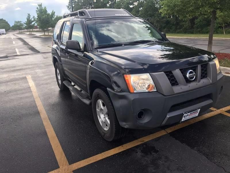 2005 Nissan Xterra for sale at Used Cars for Sale in Cicero IL