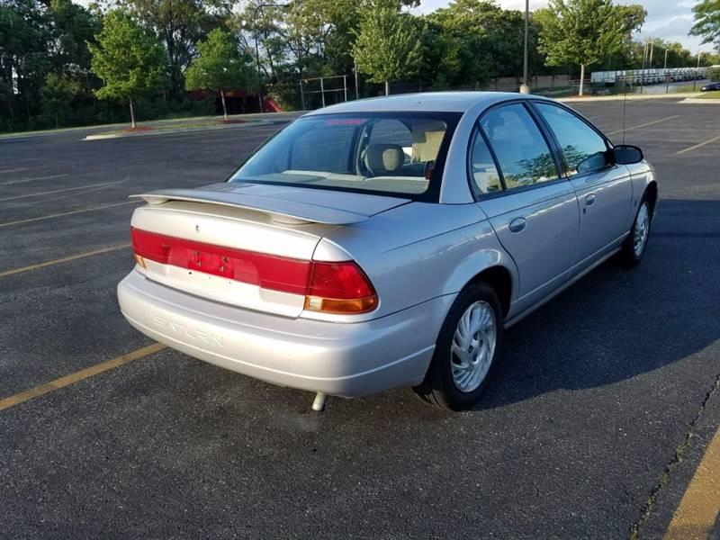 1999 Saturn S-Series for sale at Used Cars for Sale in Cicero IL