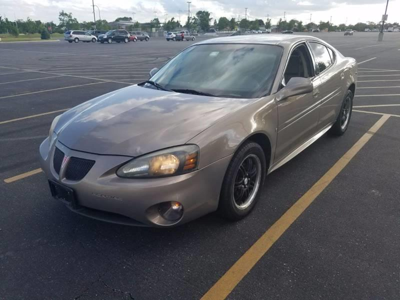 2007 Pontiac Grand Prix for sale at Used Cars for Sale in Cicero IL