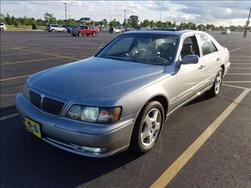 1999 Infiniti Q45 for sale at Used Cars for Sale in Cicero IL