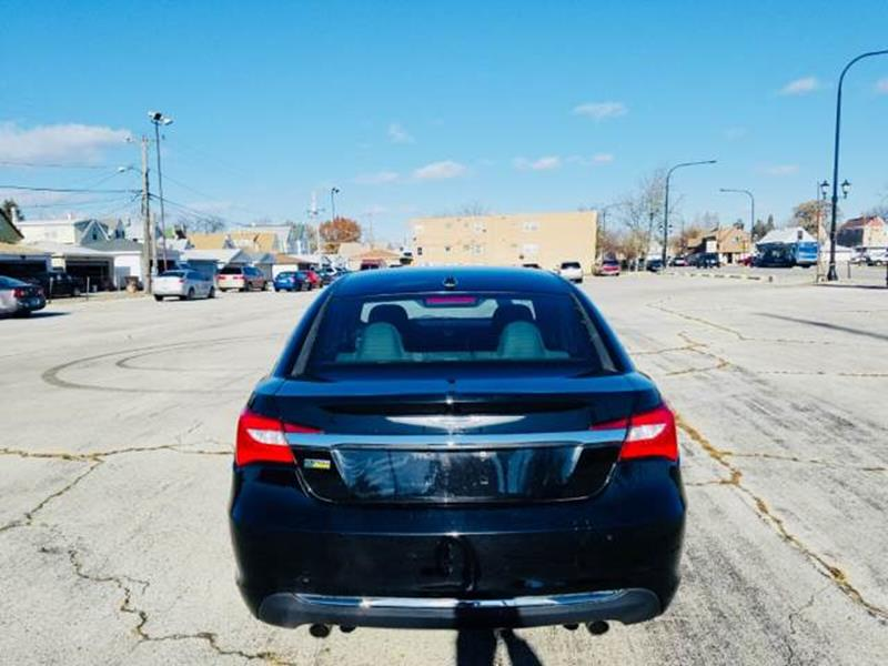 2012 Chrysler 200 for sale at Used Cars for Sale in Cicero IL