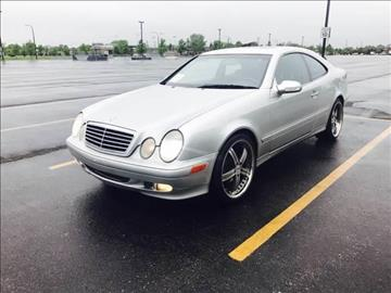 2002 Mercedes-Benz CLK for sale at Used Cars for Sale in Cicero IL