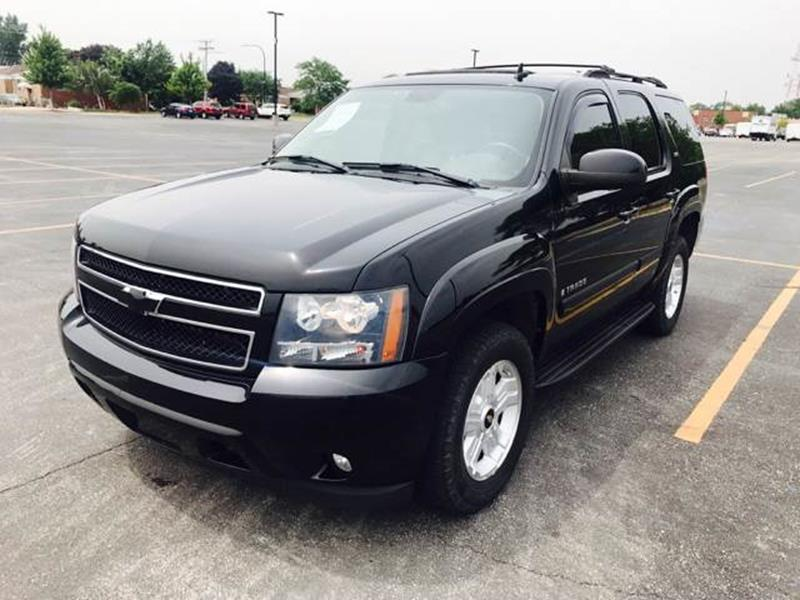 2007 Chevrolet Tahoe for sale at Used Cars for Sale in Cicero IL