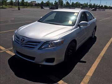 2011 Toyota Camry for sale at Used Cars for Sale in Cicero IL