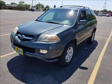 2004 Acura MDX for sale at Used Cars for Sale in Cicero IL