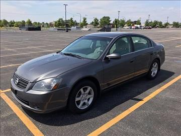2006 Nissan Altima for sale at Used Cars for Sale in Cicero IL
