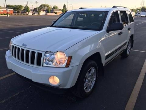 2006 Jeep Grand Cherokee for sale at Used Cars for Sale in Cicero IL