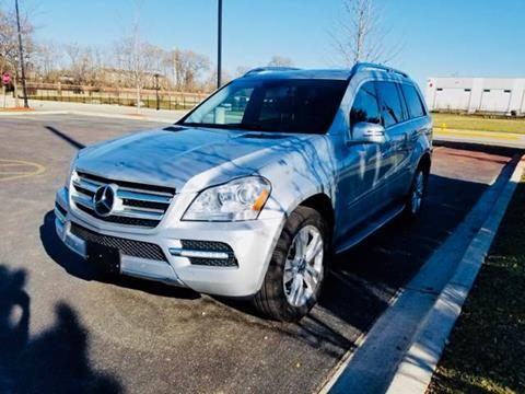 2011 Mercedes-Benz GL-Class for sale at Used Cars for Sale in Cicero IL