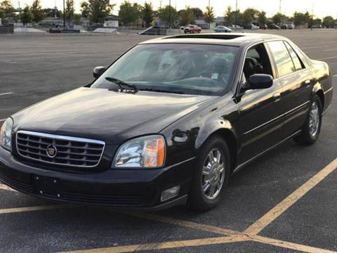 2004 Cadillac DeVille for sale at Used Cars for Sale in Cicero IL