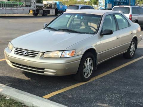 1999 Toyota Camry for sale at Used Cars for Sale in Cicero IL