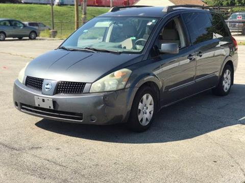 2005 Nissan Quest for sale at Used Cars for Sale in Cicero IL