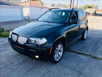 2008 BMW X3 for sale at Used Cars for Sale in Cicero IL