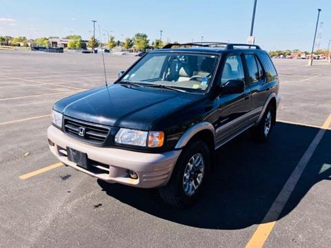 2001 Honda Passport for sale at Used Cars for Sale in Cicero IL