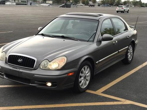 2003 Hyundai Sonata for sale at Used Cars for Sale in Cicero IL